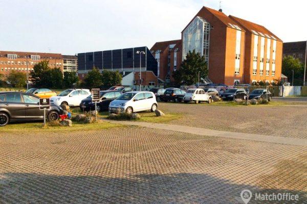 Parkering til leje København Ø