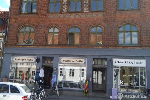 Butikslokale til leje Odense C