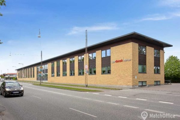 Kontorlokale til leje Aarhus N