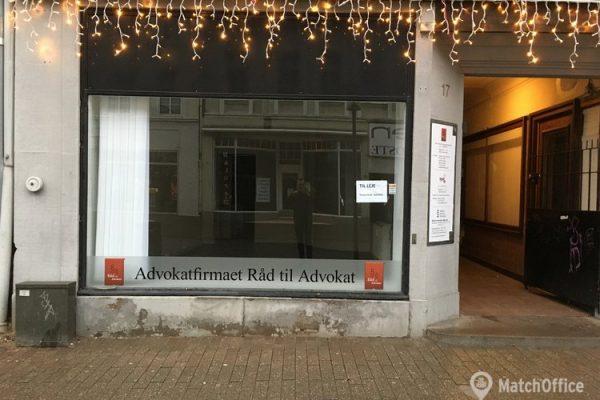 Butikslokale til leje Sønderborg