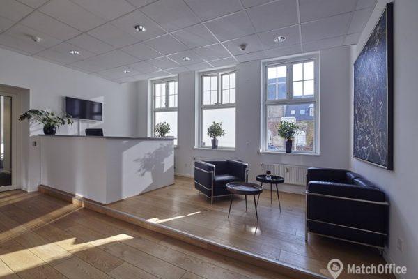 Kontorhotel til leje Charlottenlund
