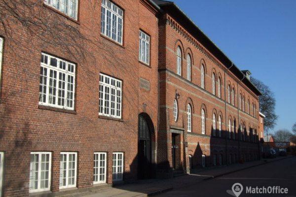 Kontorhotel til leje Odense C