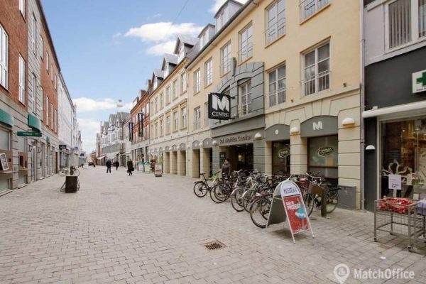 Kontorlokale til leje Viborg