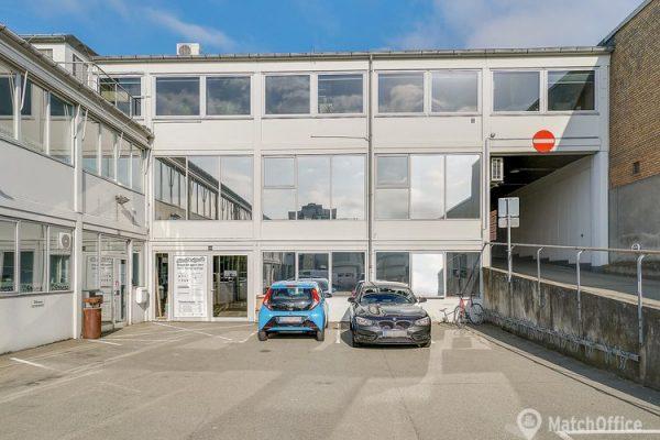 Lager & produktionslokale til leje Aarhus C