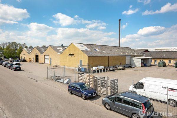 Lager & produktionslokale til leje Sønderborg