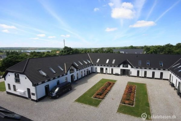 Kontorhotel til leje Lystrup