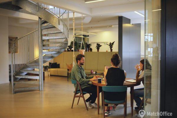 Kontorhotel til leje København V