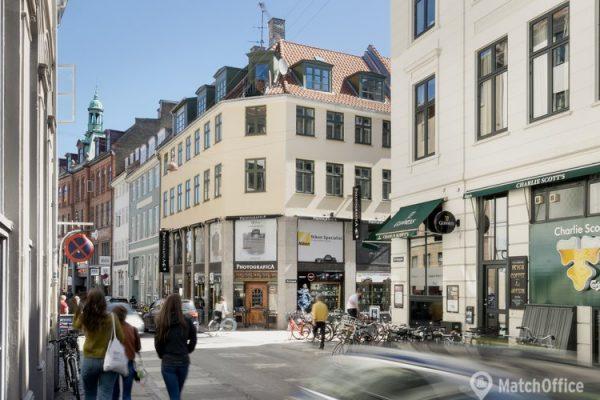 Lager & produktionslokale til leje København K