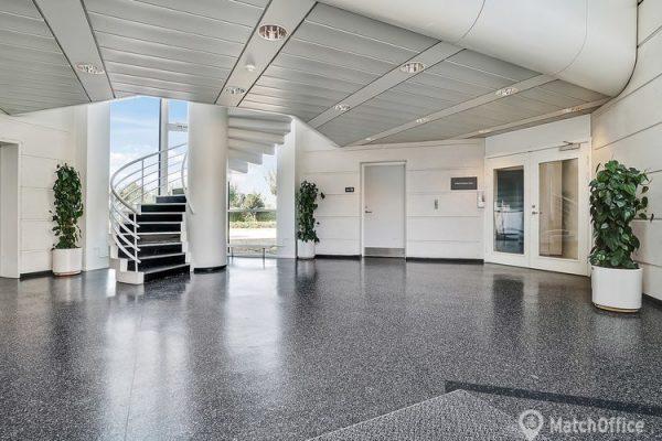 Kontorhotel til leje Hørsholm