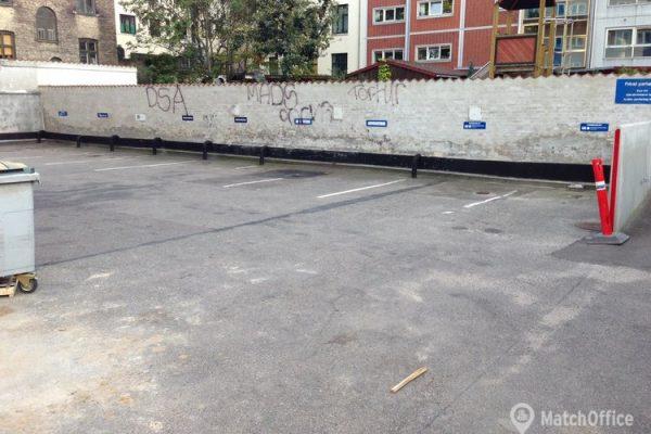 Parkering til leje Frederiksberg C