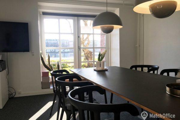 Kontorhotel til leje København Ø