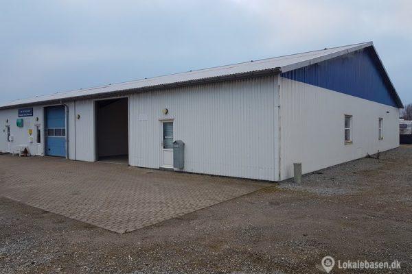 Produktion/lagerlokale til leje Ølstykke
