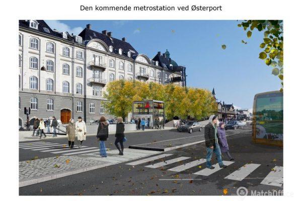 Butikslokale til leje København Ø