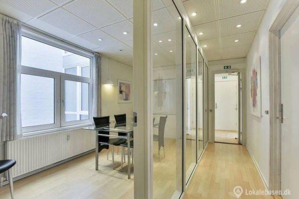 Kontorhotel til leje Aarhus C