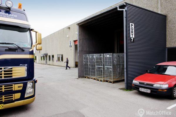 Lager & produktionslokale til leje Ballerup