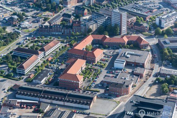 Kontorlokale til leje Odense C
