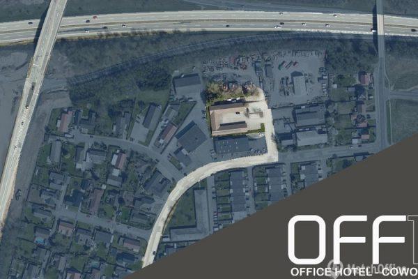 Kontorlokale til leje Odense SV