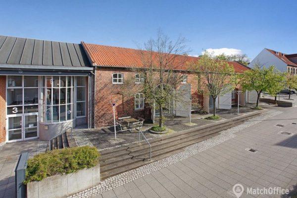 Kontorhotel til leje Horsens