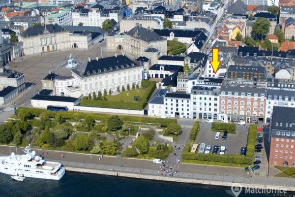 Kontorlokale til leje København K