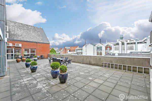 Kontorhotel til leje Esbjerg