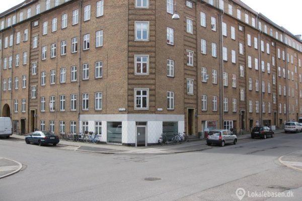 Kontorlokale til leje Aarhus C