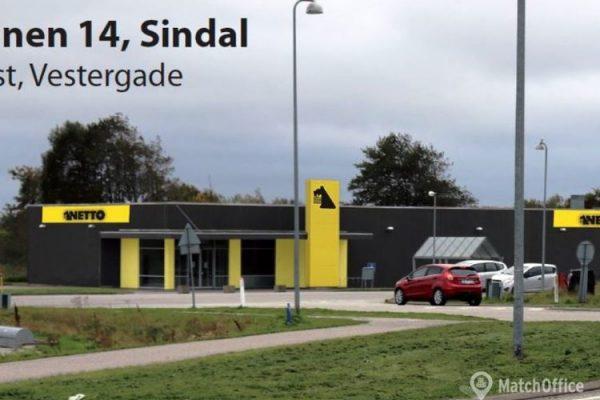 Butikslokale til leje Sindal