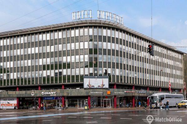 Butikslokale til leje København V