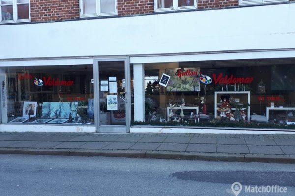 Butikslokale til leje Sæby