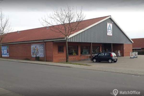 Butikslokale til leje Søndersø