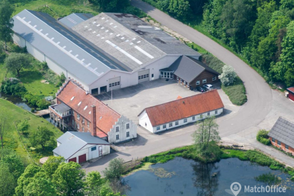 Lager & produktionslokale til leje Randbøl